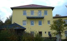 Sanierung Fassade 3 nachhher