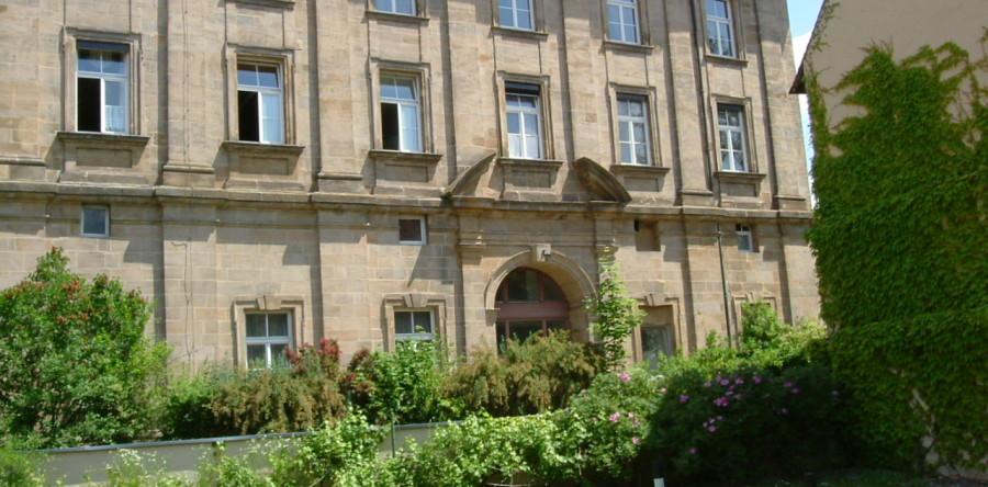 """Schloss Himmelkorn – Sanierung """"Roter Adlersaal"""""""